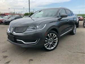 2017 Lincoln MKX Reserve| Nav| Panoroof | Rare 2.7L Ecoboost| AW