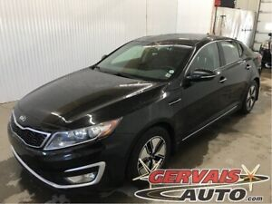 Kia Optima Hybrid Hybride MAGS Bluetooth 2013