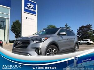 2018 Hyundai Santa Fe XL Luxury|NAVI|LEATHER|AWD|BLINDSPT|PANORO