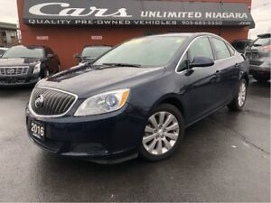 2016 Buick Verano Convenience | CAMERA | NO ACCIDENTS | REMOTE .