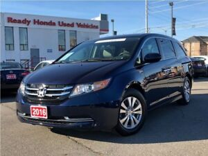 2016 Honda Odyssey EX - Rear Camera - Heated Seats - Pwr Doors