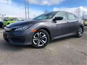 2016 Honda Civic LX | Htd Seats | Auto | Bluetooth|