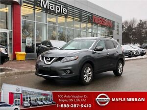 2015 Nissan Rogue SV AWD-FAMILY TECH,ROOF,NAVI,7 SEATS!