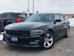 2018 Dodge Charger SXT**SUNROOF**8.4 TOUCHSCREEN**BLUETOOTH**