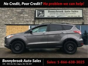 2013 Ford Escape SE Navigation Bluetooth leather heated seats