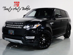 2015 Land Rover Range Rover Sport HSE GAS | PANO ROOF | 20 INCH