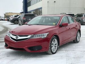 2017 Acura ILX Tech / leather / lease return / accident free / r