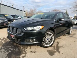 2014 Ford Fusion SE -  - Leather Seats - Navigation
