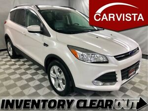 2015 Ford Escape SE 4WD -LEATHER/SUNROOF/BACK UP CAM-