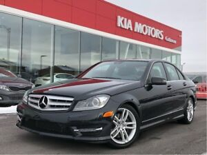 2013 Mercedes C300 4MATIC, Safety & ETEST for ON or QC INCL.