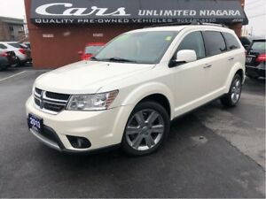 2013 Dodge Journey R/T | AWD | 7 SEATED | NAVI | DVD | CAMERA