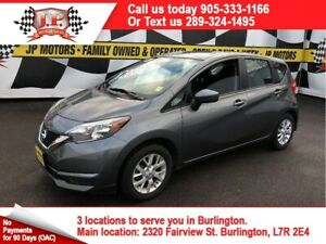 2017 Nissan Versa Note V, Auto, Heated Seats, Back Up Camera