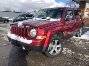 2017 Jeep Patriot Sport -  - Leather Seats - Sunroof