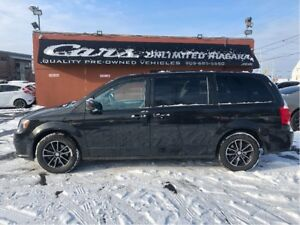 2017 Dodge Grand Caravan GT | LEATHER | P. SLIDING DOORS | CAM |