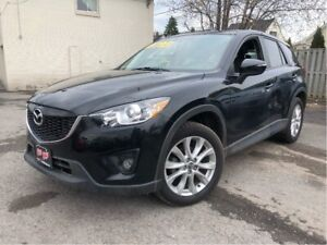 2015 Mazda CX-5 GT AWD  Leather  Sunroof  Navigation