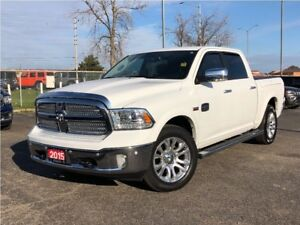 2015 Ram 1500 LONGHORN**RAM BOX**SUNROOF**LEATHER**NAV**