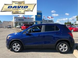 2013 Chevrolet Trax 2LT FWD/ SUNROOF/ REAR CAM/ BLUETOOTH!