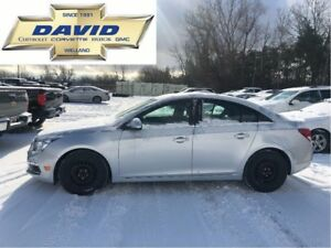 2015 Chevrolet Cruze DIESEL/ SUNROOF/ LEATHER/ REAR CAM.