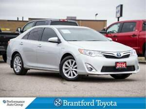 2013 Toyota Camry Hybrid Hybrid, XLE, Only 42738 Km's!, Sunroof,
