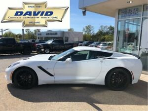 2019 Chevrolet Corvette 1LT COUPE, AUTO, **BRAND NEW**