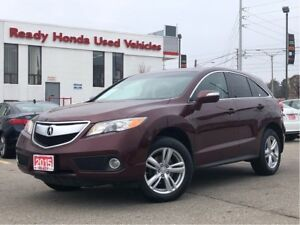 2015 Acura RDX Tech Pkg  | Navigation | leather | Sunroof