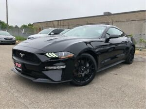 2018 Ford Mustang Performance Pkg| Auto| EcoBoost|