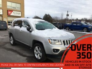 2012 Jeep Compass Sport 4x4 - Cruise! A/C!