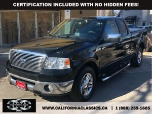 2008 Ford F-150 LARIAT! LEATHER! - 4X4