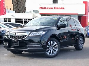 2016 Acura MDX Navigation  Package-Excellent maintenance records