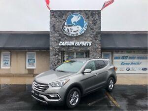 2018 Hyundai Santa Fe Sport LOW KM SE!