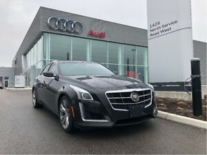 2014 Cadillac CTS 3.6L Twin Turbo Vsport RWD