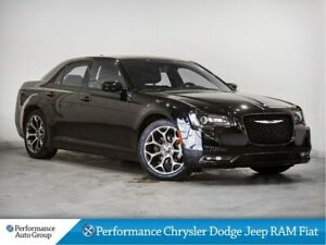 2018 Chrysler 300 S * 20 ALLOY WHEELS * LEATHER SEATS