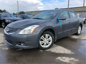 2012 Nissan Altima 2.5 S (CVT) Heated Mirrors Cruise Control