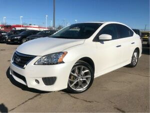 2015 Nissan Sentra 1.8 SR Navigation Sunroof Heated Front Seats