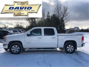 2013 GMC Sierra 1500 SLT CREW 4WD SHORT/ LEATHER/ REMOTE START/