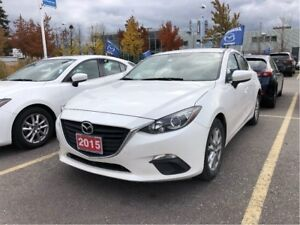 2015 Mazda Mazda3 Sport GS-Heated Sts, Back Up Cam, Bluetooth, P