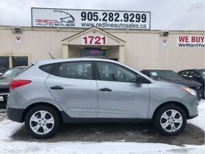 2013 Hyundai Tucson L, Leather, WE APPROVE ALL CREDIT