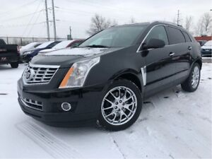 2014 Cadillac SRX Ultimate| AWD| Panoroof| Pwr Tailgate