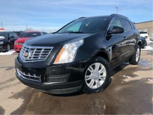 2014 Cadillac SRX Leather Heated Front Seats