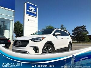 2018 Hyundai Santa Fe XL Luxury|AWD|7 Pass|Leather|Navi|Blind sp