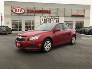 2014 Chevrolet Cruze Only 29700 Kms