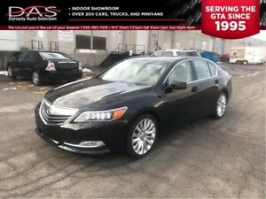 2014 Acura RLX TECH PKG NAVIGATION/REAR CAMERA