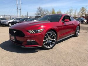 2015 Ford Mustang Premium| Leather | Auto | SYNC|