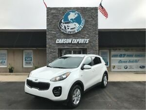 2018 Kia Sportage LX YEAREND CLEAROUT! ACT NOW REDUCED $2000