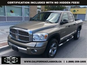 2007 Dodge Ram 1500 LARAMIE! LEATHER! SUNROOF! - 4X4