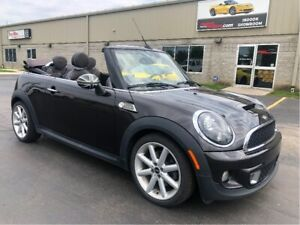 2014 Mini Convertible Cooper S Highgate Limited Edition