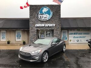2013 Hyundai Genesis Coupe WOW CLEAN R-SPEC! FINANCING AVAILABLE