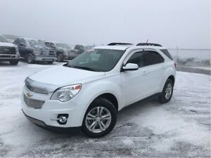 2014 Chevrolet Equinox LT-LEATHER-S/ROOF-ALLOYS