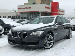 2015 BMW 750I M Package-Executive package!!