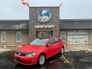 2015 Volkswagen Golf CLEAN COMFORTLINE! FINANCING AVAILABLE!